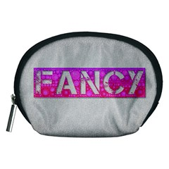 Fancy Abstract  Accessory Pouch (Medium)