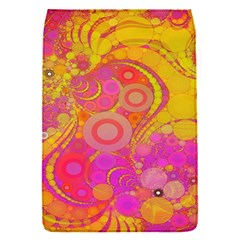 Super Bright Abstract Removable Flap Cover (small)