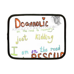 D0gaholic Netbook Sleeve (small)