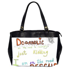 D0gaholic Oversize Office Handbag (two Sides)