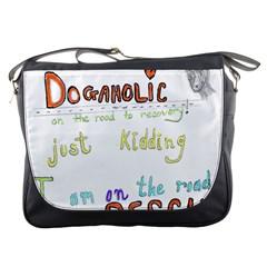 D0gaholic Messenger Bag