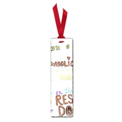 D0gaholic Small Bookmark