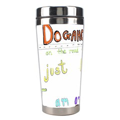 D0gaholic Stainless Steel Travel Tumbler