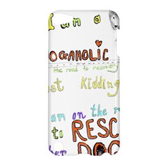 D0gaholic Apple Ipod Touch 5 Hardshell Case
