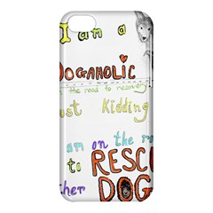D0gaholic Apple Iphone 5c Hardshell Case