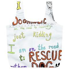 D0gaholic Reusable Bag (XL)
