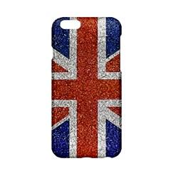 England Flag Grunge Style Print Apple Iphone 6 Hardshell Case