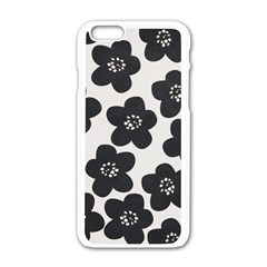 7 Apple iPhone 6 White Enamel Case