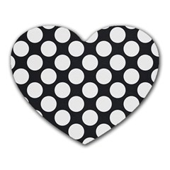 12 Mouse Pad (heart)