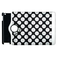 12 Apple iPad 3/4 Flip 360 Case