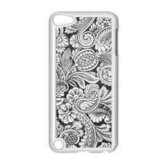 Floral Swirls Apple Ipod Touch 5 Case (white)