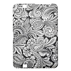 Floral Swirls Kindle Fire Hd 8 9  Hardshell Case