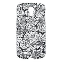 floral swirls Samsung Galaxy S4 I9500/I9505 Hardshell Case