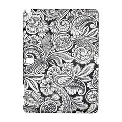Floral Swirls Samsung Galaxy Note 10 1 (p600) Hardshell Case