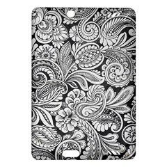 floral swirls Kindle Fire HD (2013) Hardshell Case