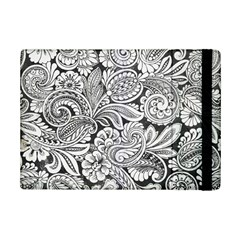 floral swirls Apple iPad Mini 2 Flip Case