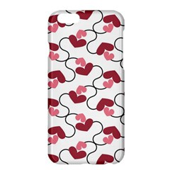 Hearts Apple Iphone 6 Plus Hardshell Case