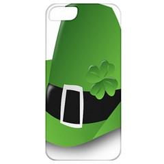 Irish Shamrock Hat152049 640 Apple Iphone 5 Classic Hardshell Case