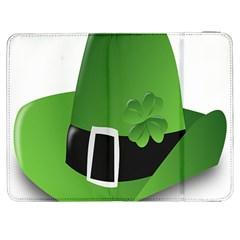 Irish Shamrock Hat152049 640 Samsung Galaxy Tab 7  P1000 Flip Case