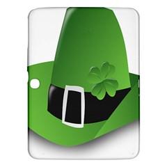 Irish Shamrock Hat152049 640 Samsung Galaxy Tab 3 (10.1 ) P5200 Hardshell Case