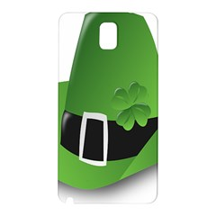 Irish Shamrock Hat152049 640 Samsung Galaxy Note 3 N9005 Hardshell Back Case