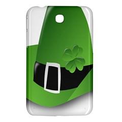 Irish Shamrock Hat152049 640 Samsung Galaxy Tab 3 (7 ) P3200 Hardshell Case