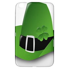 Irish Shamrock Hat152049 640 Samsung Galaxy Tab 3 (8 ) T3100 Hardshell Case