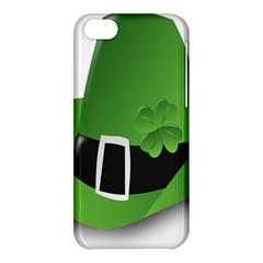 Irish Shamrock Hat152049 640 Apple iPhone 5C Hardshell Case