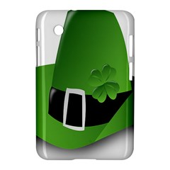 Irish Shamrock Hat152049 640 Samsung Galaxy Tab 2 (7 ) P3100 Hardshell Case