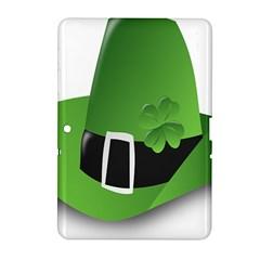 Irish Shamrock Hat152049 640 Samsung Galaxy Tab 2 (10 1 ) P5100 Hardshell Case