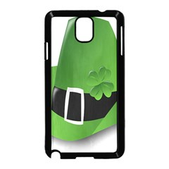 Irish Shamrock Hat152049 640 Samsung Galaxy Note 3 Neo Hardshell Case (Black)