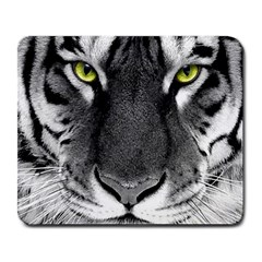 Tiger Eyes Large Mouse Pad (rectangle)