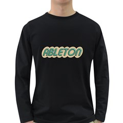 Ableton Old Men s Long Sleeve T-shirt (Dark Colored)