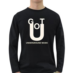 Got U Men s Long Sleeve T-shirt (Dark Colored)