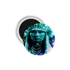 Magical Indian Chief 1 75  Button Magnet