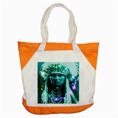 Magical Indian Chief Accent Tote Bag