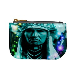 Magical Indian Chief Coin Change Purse