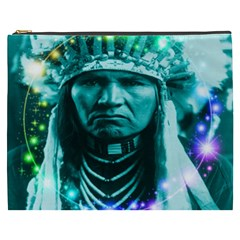 Magical Indian Chief Cosmetic Bag (xxxl)