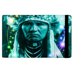 Magical Indian Chief Apple Ipad 3/4 Flip Case