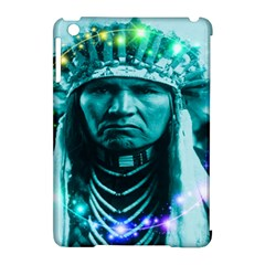 Magical Indian Chief Apple Ipad Mini Hardshell Case (compatible With Smart Cover)
