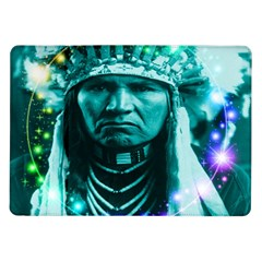 Magical Indian Chief Samsung Galaxy Tab 10.1  P7500 Flip Case