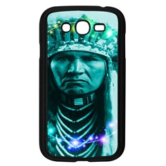 Magical Indian Chief Samsung Galaxy Grand Duos I9082 Case (black)
