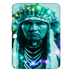 Magical Indian Chief Samsung Galaxy Tab 3 (10 1 ) P5200 Hardshell Case