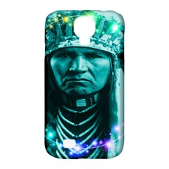 Magical Indian Chief Samsung Galaxy S4 Classic Hardshell Case (pc+silicone)