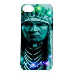 Magical Indian Chief Apple iPhone 5S Hardshell Case