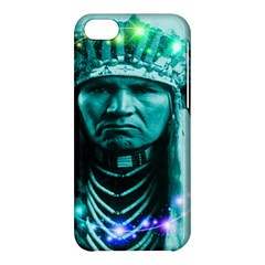 Magical Indian Chief Apple iPhone 5C Hardshell Case