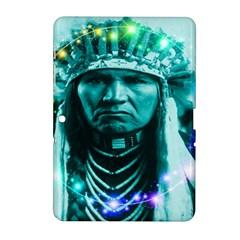 Magical Indian Chief Samsung Galaxy Tab 2 (10.1 ) P5100 Hardshell Case