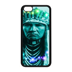 Magical Indian Chief Apple Iphone 5c Seamless Case (black)
