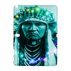 Magical Indian Chief Samsung Galaxy Note 10 1 (p600) Hardshell Case