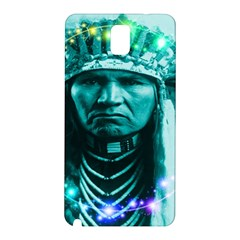 Magical Indian Chief Samsung Galaxy Note 3 N9005 Hardshell Back Case